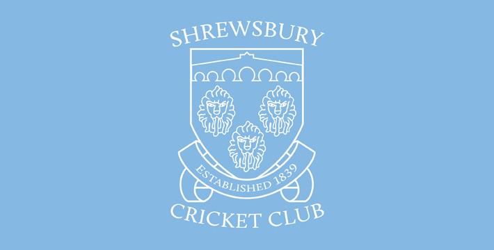 Shrewsbury Cricket Club logo
