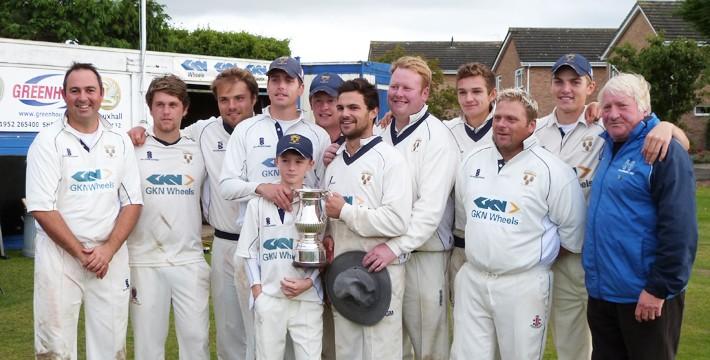 Graham Williamson Trophy 2014 Winners